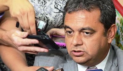 Ministro de Seguridad Carlos Aranda Reunión con AMUPOL Casa de Gobierno
