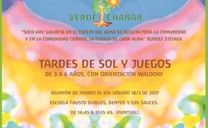 Crece La Iniciativa Por La Pedagogia Waldorf En San Rafael
